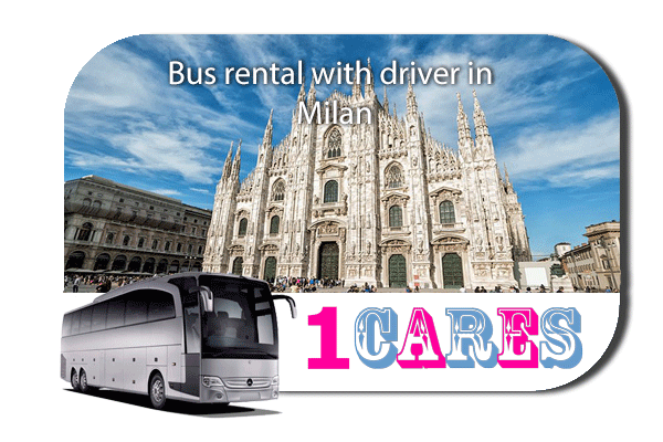 Rent a coach with driver in Milan