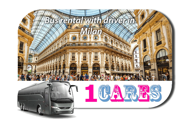 Rent a cоаch with driver in Milan