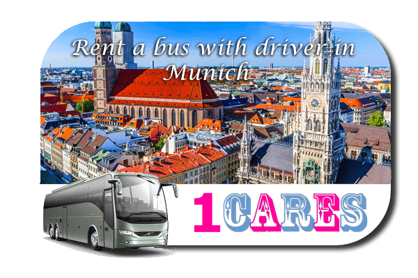 Rent a coach with driver in Munich