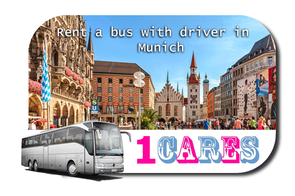 Rent a cоаch with driver in Munich