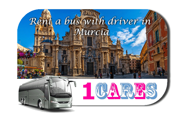 Rent a coach with driver in Murcia