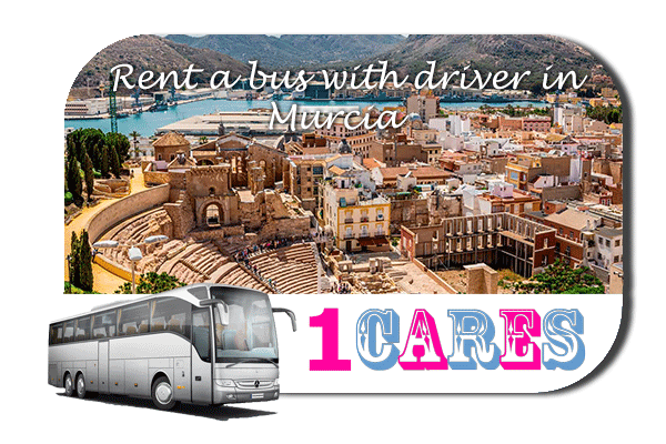 Rent a cоаch with driver in Murcia
