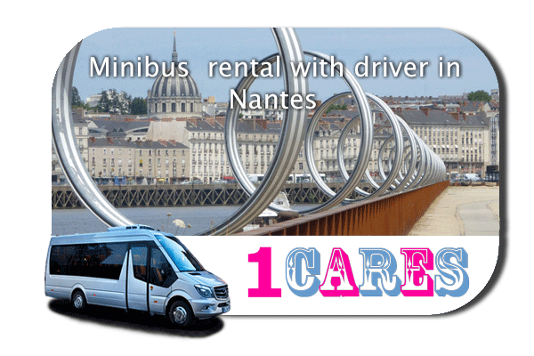 Hire a coach with driver in Nantes