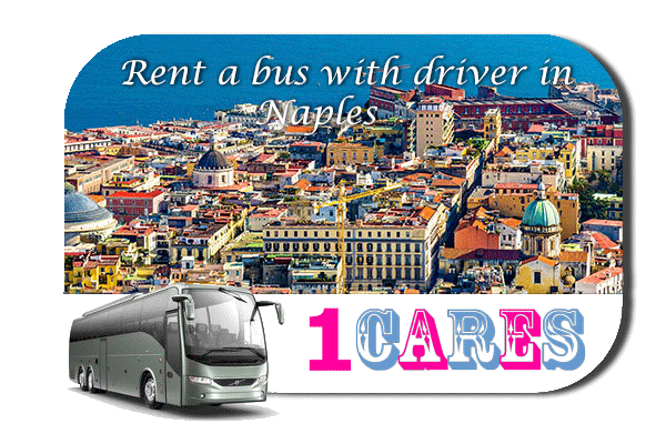 Rent a coach with driver in Naples