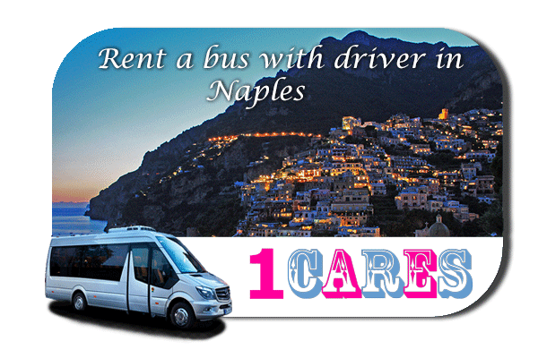 Hire a coach with driver in Naples