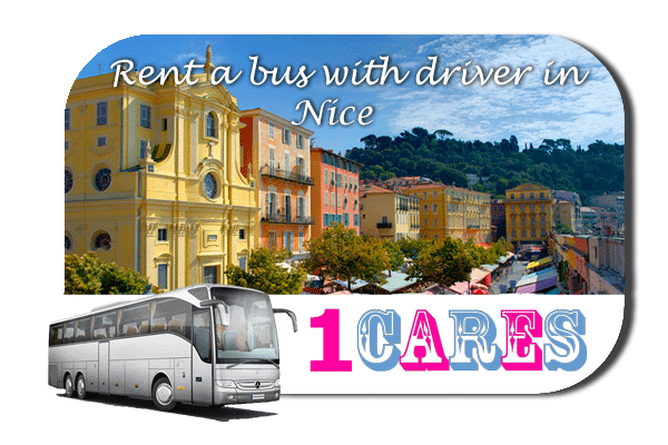 Rent a cоаch with driver in Nice
