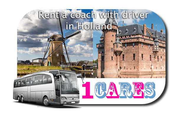 Rent a coach with driver in Holland