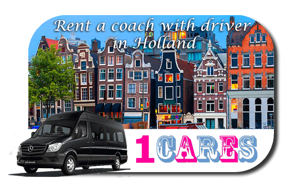 Rent a cоаch with driver in Holland