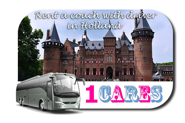 Hire a coach with driver in Holland