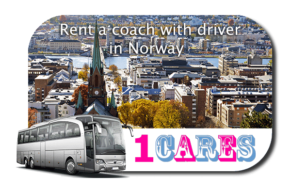 Rent a coach with driver in Norway