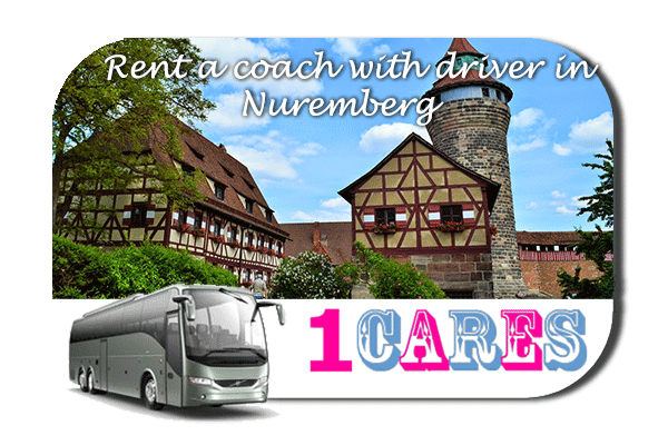 Rent a coach with driver in Nuremberg