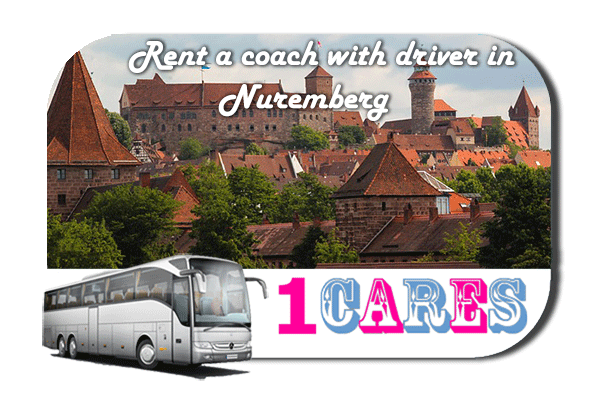Rent a cоаch with driver in Nuremberg