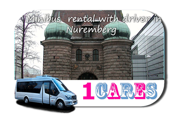 Hire a coach with driver in Nuremberg
