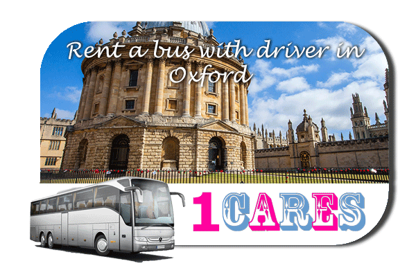 Rent a cоаch with driver in Oxford