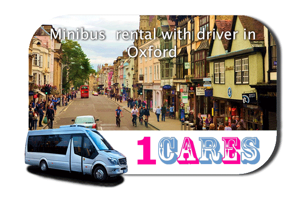 Hire a coach with driver in Oxford