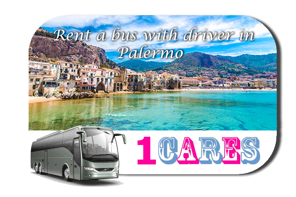 Rent a coach with driver in Palermo