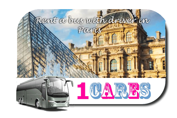 Rent a coach with driver in Paris