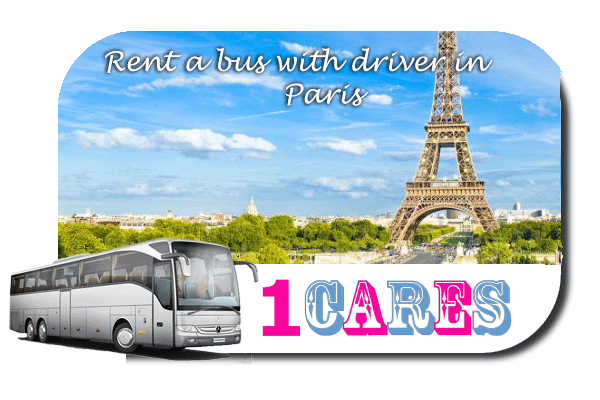 Rent a cоаch with driver in Paris