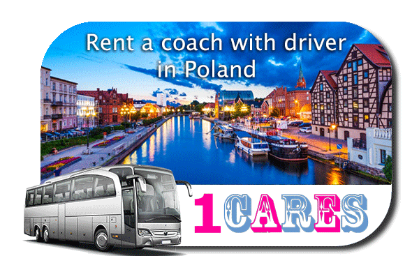 Rent a coach with driver in Poland