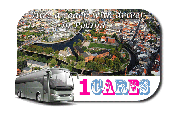 Rent a cоаch with driver in Poland