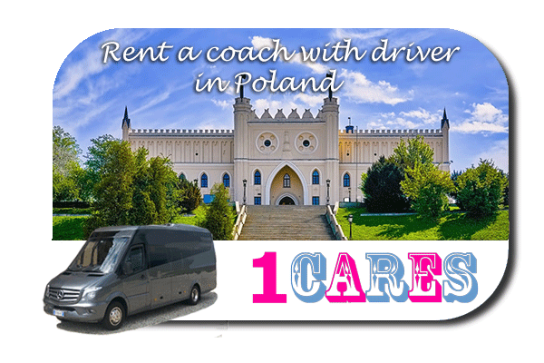 Hire a coach with driver in Poland