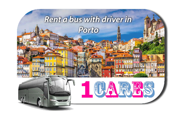 Rent a coach with driver in Porto