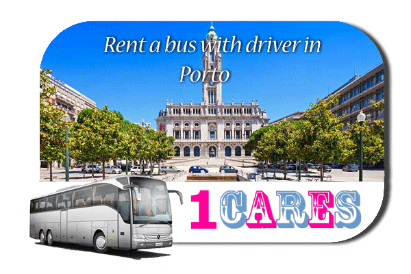 Rent a cоаch with driver in Porto