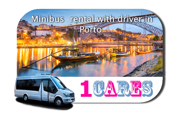 Hire a coach with driver in Porto