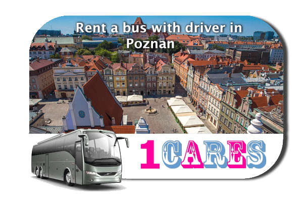 Rent a coach with driver in Poznan