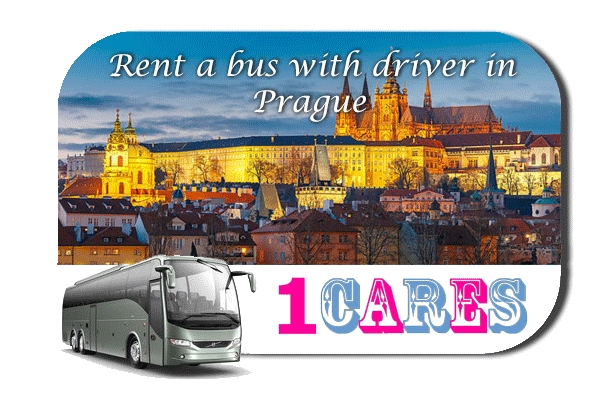Rent a coach with driver in Prague