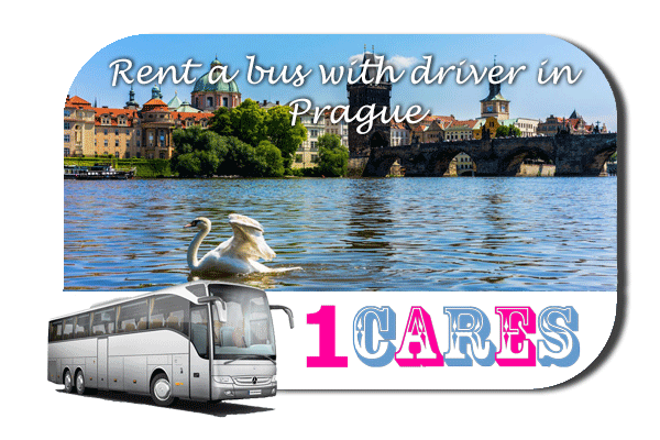 Rent a cоаch with driver in Prague