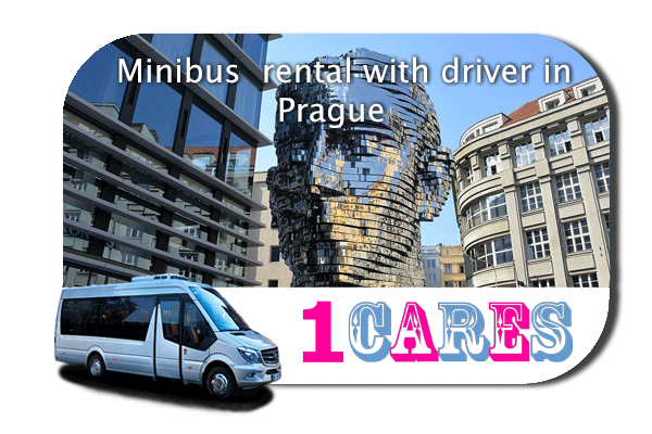 Hire a coach with driver in Prague
