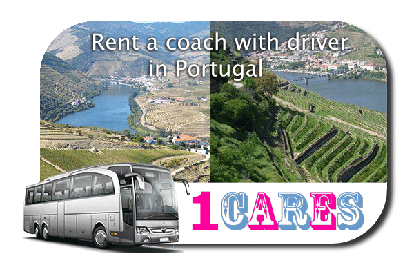 Rent a coach with driver in Portugal