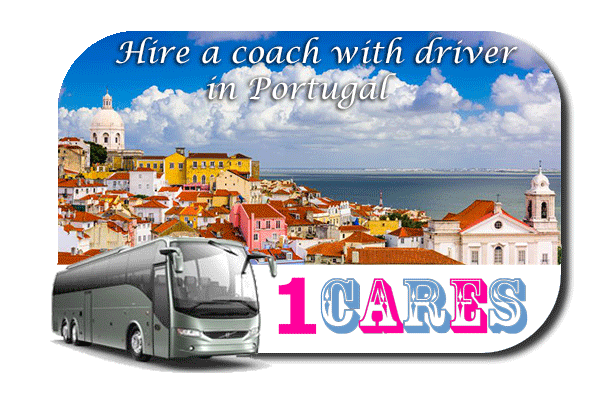 Rent a cоаch with driver in Portugal