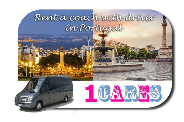 Hire a coach with driver in Portugal
