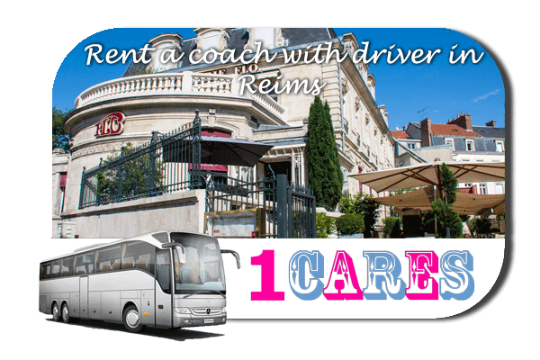 Rent a cоаch with driver in Reims
