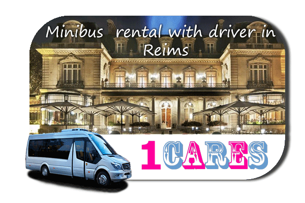 Hire a coach with driver in Reims