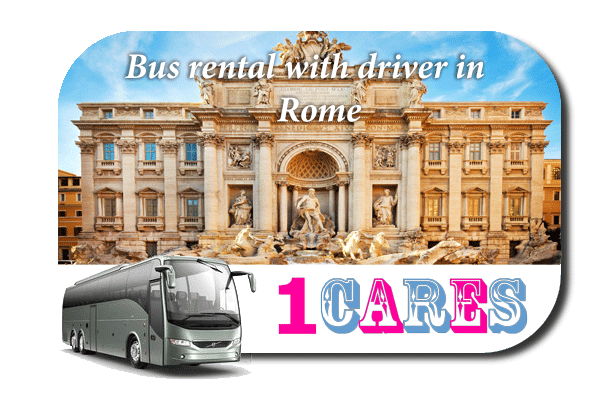 Rent a coach with driver in Rome