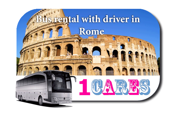 Rent a cоаch with driver in Rome