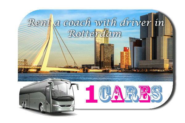 Rent a coach with driver in Rotterdam