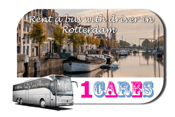 Rent a cоаch with driver in Rotterdam