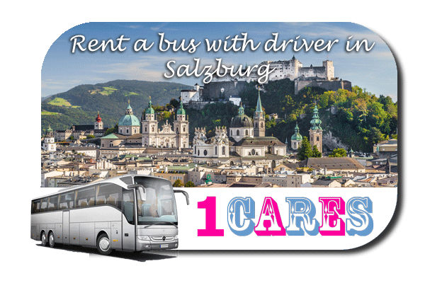 Rent a cоаch with driver in Salzburg