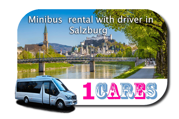 Hire a coach with driver in Salzburg