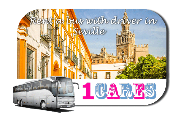 Rent a cоаch with driver in Seville