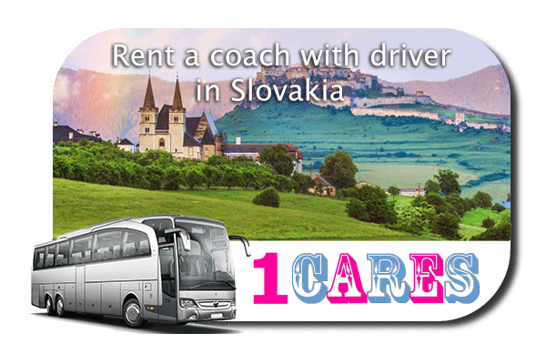 Rent a coach with driver in Slovakia