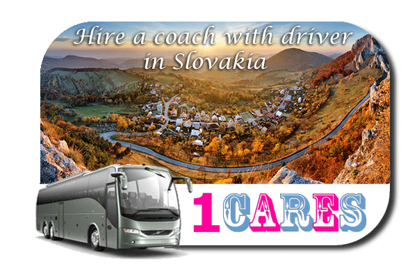 Rent a cоаch with driver in Slovakia