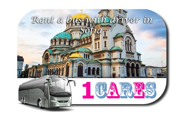 Rent a coach with driver in Sofia