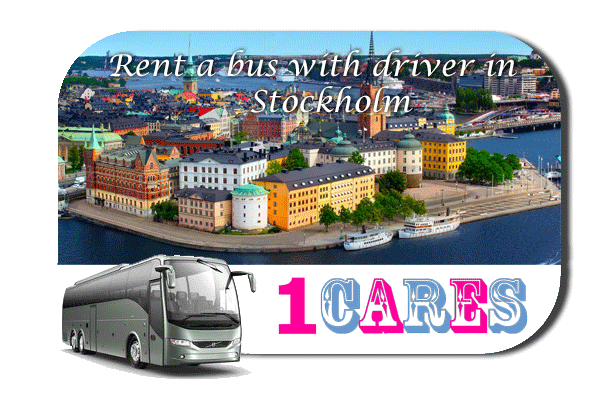 Rent a coach with driver in Stockholm