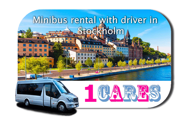 Hire a coach with driver in Stockholm