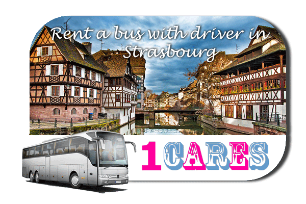 Hire a cоаch with driver in Strasbourg